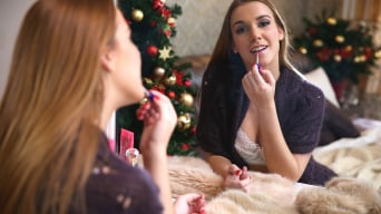 Alexis Crystal in 'Christmas Cums Early For Alexis Crystal'