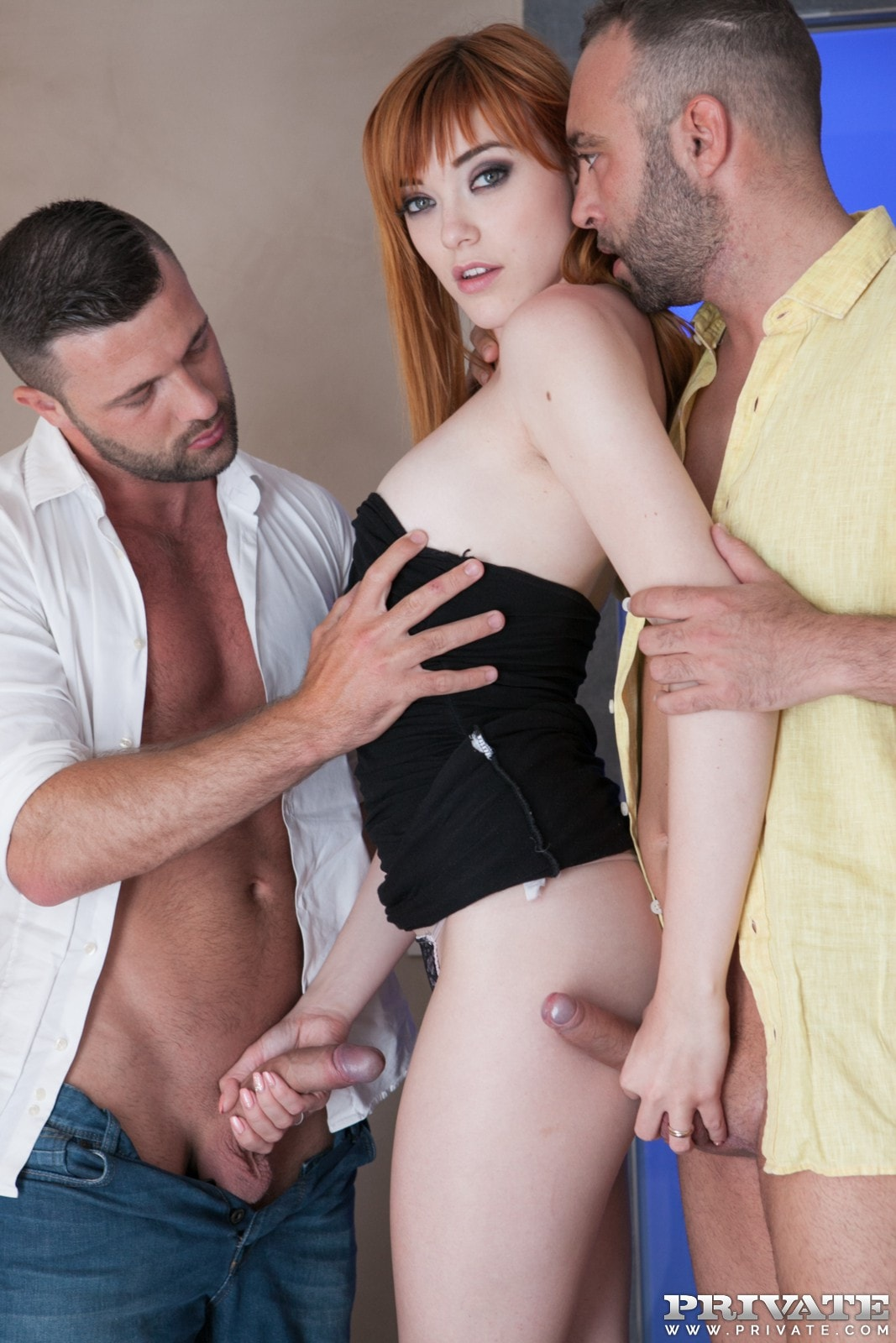 Anny Aurora Threesome