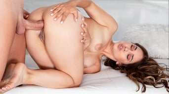 Ginebra Bellucci in 'Enjoys Anal with the DJ'