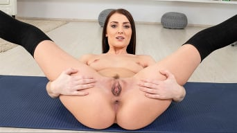 Katy Rose in 'Katy Rose, Anal Addicted Personal Trainer'