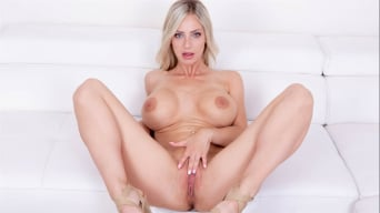 Nathaly Cherie in 'loves interracial gangbangs'