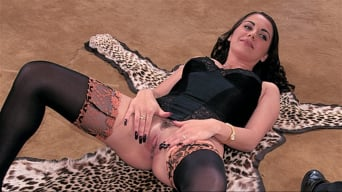 Peggy in 'Teen with Hairy Pussy Gangbanged in Casting'